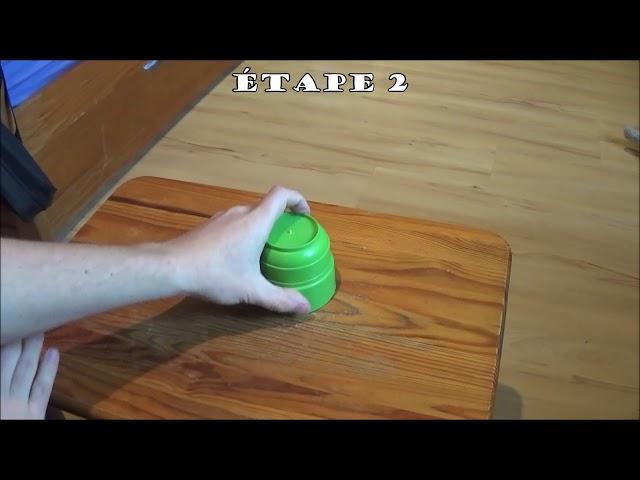 Créer une cup song