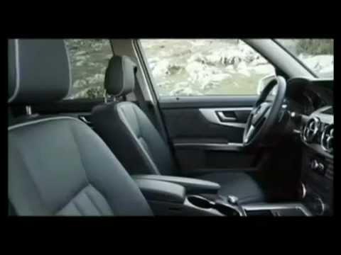 VRUM-Mercedes-Benz apresenta o utilitário esportivo GLK em nova versão