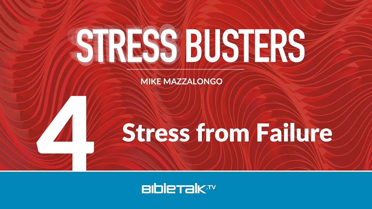Stress from Failure