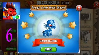 dragon city breeding venom dragon - Free video search site