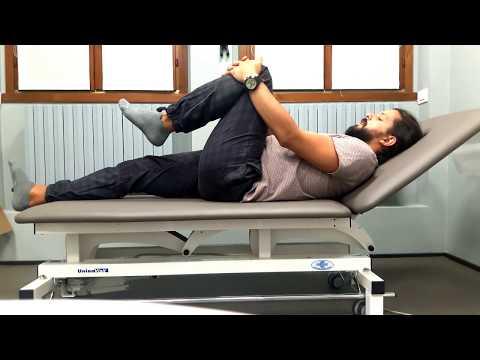 Lherpes zoster dellarticolazione del ginocchio