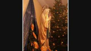 Silent Night by Angie Aparo with pictures of Medjugorje