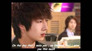 49 Days - Tears Are Falling (ENG sub).wmv