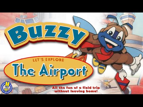 Let's Explore the Airport – Junior Field Trips