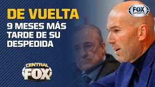 El Día Que Zidane Se Despidió Del Real Madrid