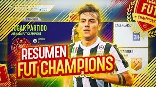 MI PEOR RACHA DE DERROTAS EN FUT CHAMPIONS !! | FIFA 18