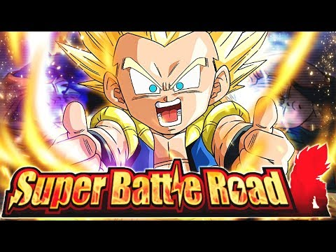 EZA PHY SSJ GOTENKS VS. FUSION CATEGORY SUPER BATTLE ROAD! (DBZ: Dokkan Battle)