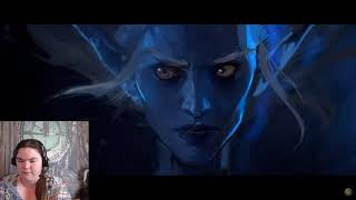 Reaction to Warbringers: Azshara , I know I am the last to know anything.