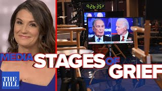 Krystal Ball breaks down MSNBC stages of Bernie grief