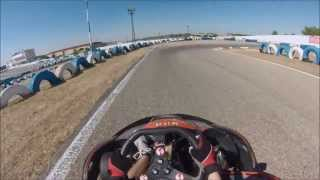 preview picture of video 'mañana en karting Los Santos gopro'