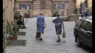 preview picture of video 'Strassen in Castagneto Carducci'