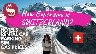 How Expensive is Switzerland?? Rental Car, Hotels, Parking, TIPS