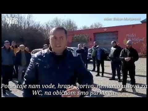 Građani Srbije četiri dana čekaju na granici Austrije i Mađarske