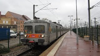 preview picture of video '[Paris] Z6100 TOLI - Pontoise arrivée (Ligne H Transilien)'