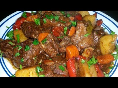 Video Lamb Stew Recipe