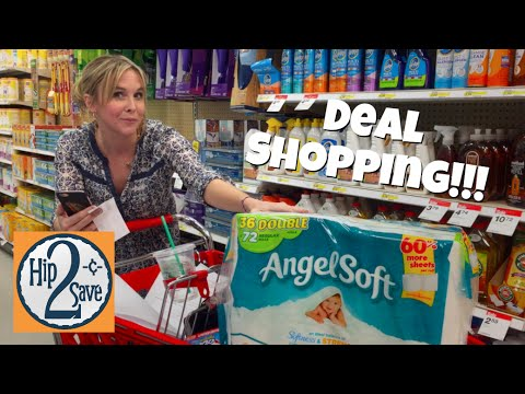 COLLIN IS BACK with TARGET DEALS!!! (Baby food, toilet paper & MORE!) | Deal Shopping with Collin
