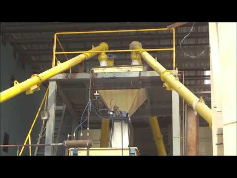 Adhesive Mortar Production Line