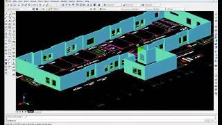 Autocad 3d - Autocad tutorial - autocad 3d civil engineering