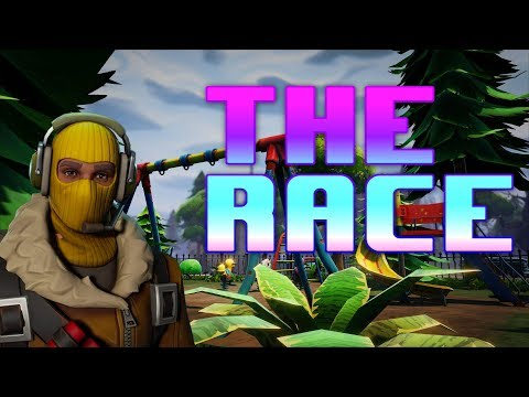 Fortnite montage-The Race