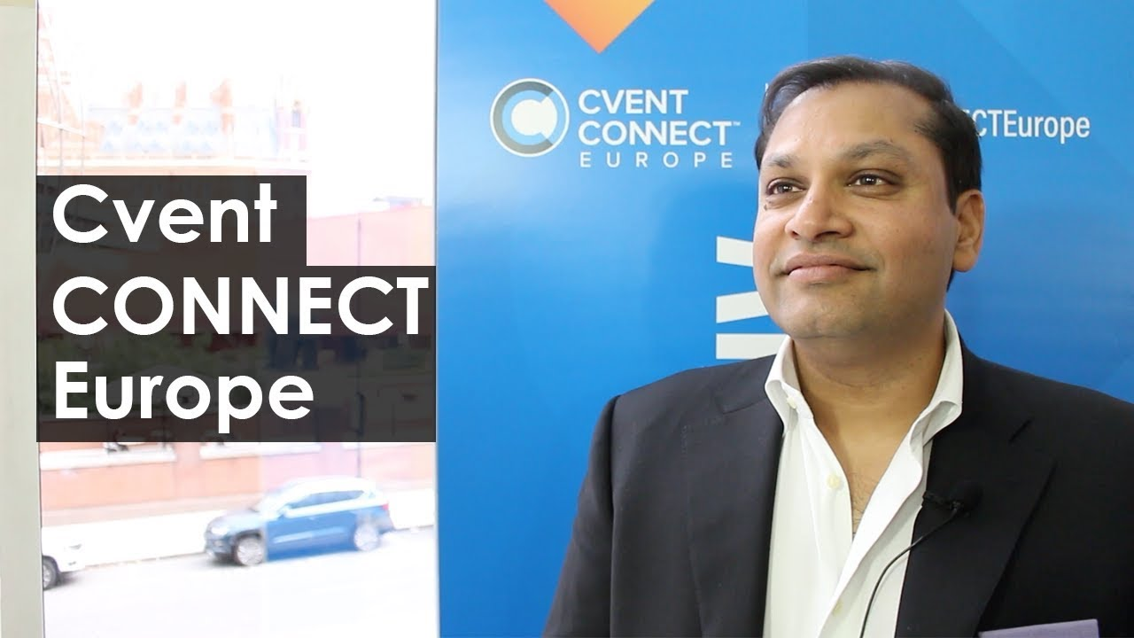 Embrace event technology for improved ROI, says Reggie Aggarwal