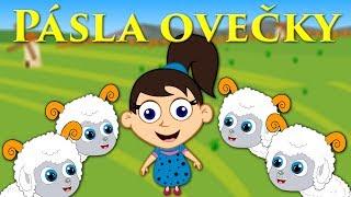 Písničky pro děti a nejmenší | Pásla ovečky + 17 min
