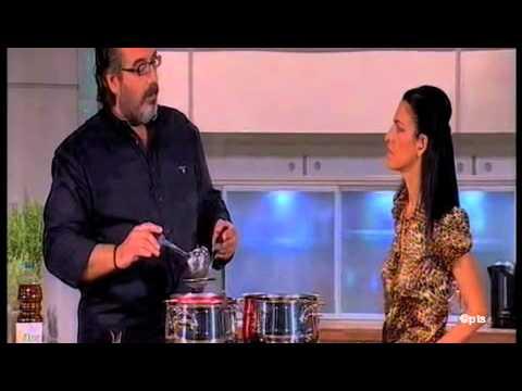 Κρητικό γαμοπίλαφο από την εκπομπή chef στον αέρα