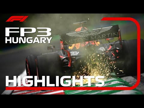 F1 2020 第3戦ハンガリーGP FP3ハイライト動画