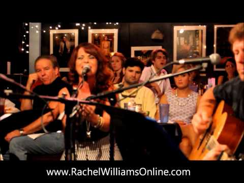 "Rachel Williams ""Further To Fall"" Bluebird Cafe"