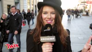 TWIX - The Twix Challenge takes the streets of Vienna. You decide!