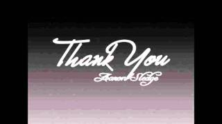 Aaron Sledge - Thank You