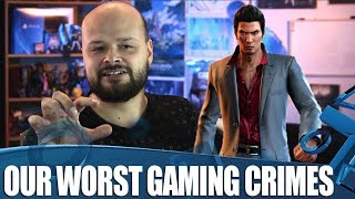 Our Worst Gaming Crimes