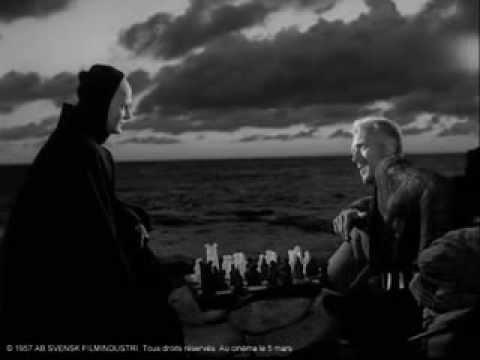 Le Septième Sceau d'Ingmar Bergman : extrait 1