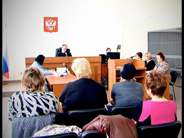 «Кредиторов» отдали под суд