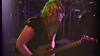 VOIVOD Live at The Axiom, Houston December 10, 1988