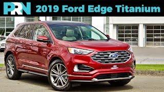 2019 Ford Edge Titanium Elite AWD