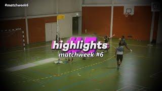 Best goals (Matchweek #6) – Portuguese Korfball Championship 2020-21
