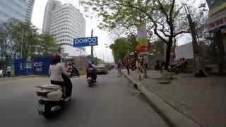 preview picture of video 'Hanoi roads 4K (UHD)'