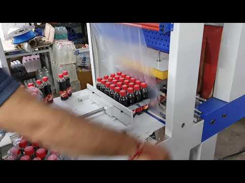 Sleeve Wrapping Bottle Group Packaging Machines