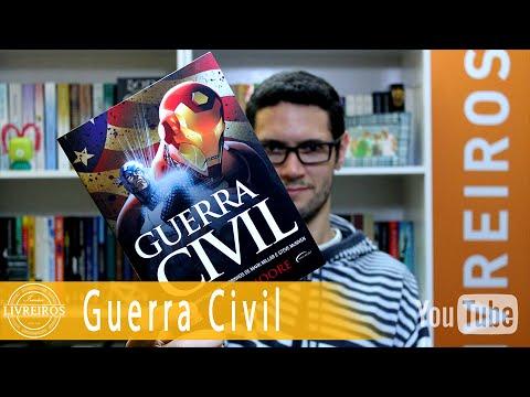 Guerra Civil por Stuart Moore | @danyblu @irmaolivreiro