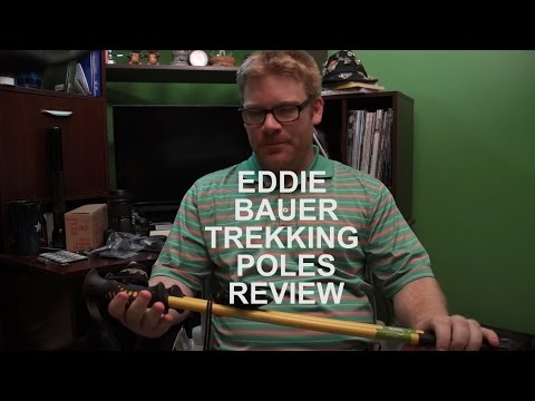 Awesome Outdoors – Eddie Bauer Trekking Pole Review