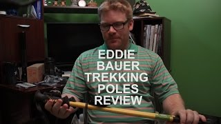 Awesome Outdoors - Eddie Bauer Trekking Pole Review