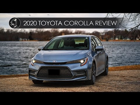 External Review Video 6ZQ2WxWrhPc for Toyota Corolla Hatchback, Sedan, & Touring Sports (12th gen, E210)