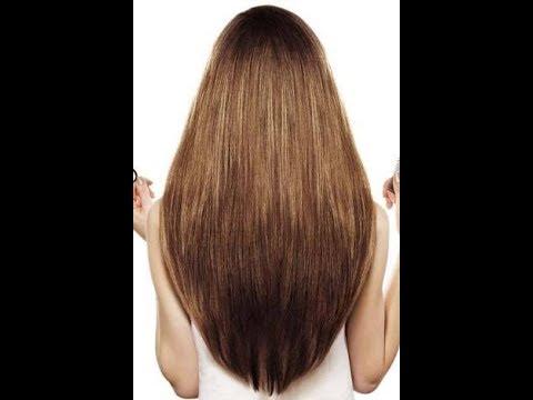 How To Cut Deep U Shape  HAIR cutting (Deep U Shape cutting Kaise kren)
