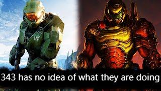 Halo Infinite Stole From Doom Eternal - Midnight Response