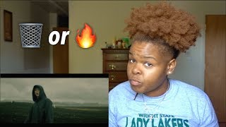 BEST RAPPER ALIVE !!?  |  NF   The Search 🖤 REACTION