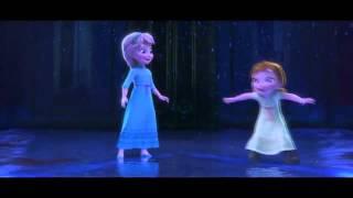 Маленькие Анна и Эльза