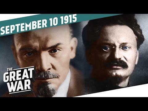 Bulharsko se připravuje na válku - Velká válka