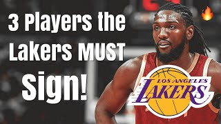 3 Players the Los Angeles Lakers Should SIGN After DeMarcus Cousins ACL Injury   Kenneth Faried!