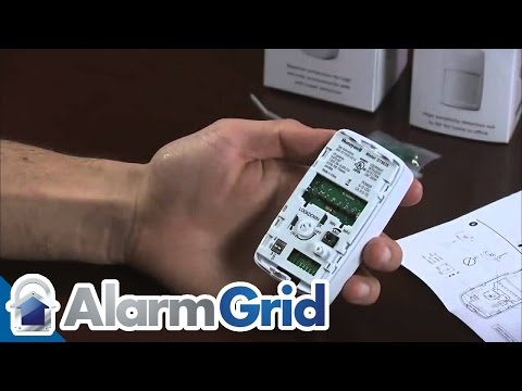 Honeywell DT8000 & IS3000: Installation Instructions for PIR Motion Detectors