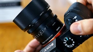 Sigma 45mm f/2.8 DG DN 'C' lens review with samples (Full-frame & APS-C)